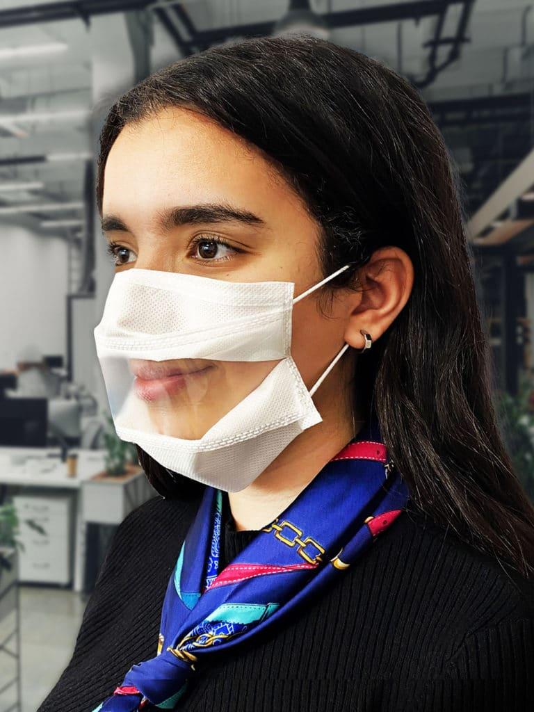 masque en tissu fabriqué en france